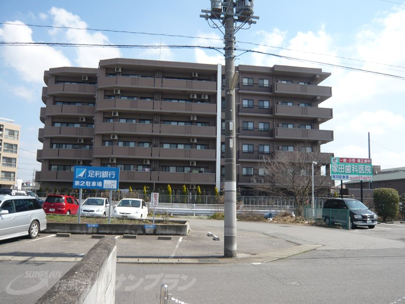 宇都宮中古マンション(ナイスマークステージ平松本町)