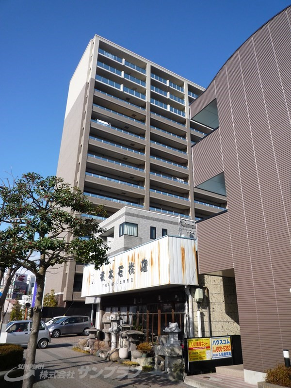 宇都宮中古マンション(ポレスターセントラルシティシティ桜)