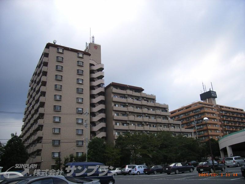 宇都宮市中古マンション(チサンマンション中央公園)