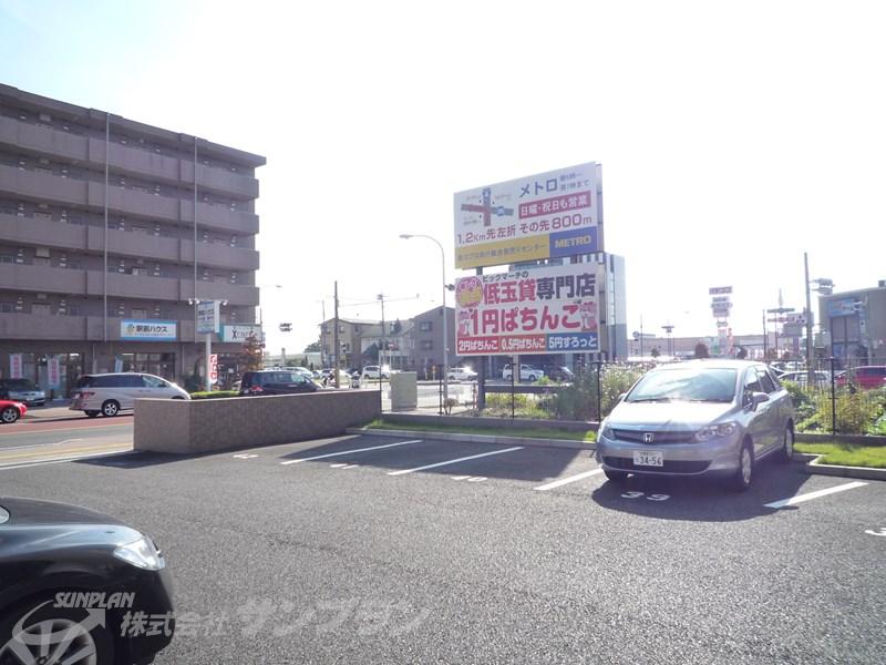宇都宮中古マンション情報(サーパス城東駐車場)
