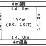 土地情報(16058)・宇都宮市東峰町