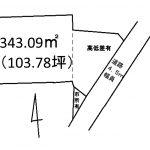 土地情報・宇都宮市松原3丁目(15961)