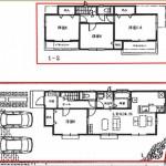 新築一戸建情報・宇都宮市上戸祭3丁目(30991-1)