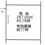 土地情報・宇都宮市上戸祭町(16471)