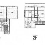 中古住宅情報・宇都宮市富士見が丘4丁目(25962)