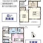 新築一戸建情報・宇都宮市平松町(31019-3)
