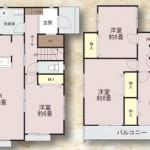 新築一戸建情報・宇都宮市平松本町(31020-C)