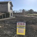 ◆プライベートの確保できるお庭で何しよう?仲介料不要!◆土地情報・高根沢町宝石台(16546)
