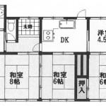 中古住宅情報・宇都宮市下砥上町(26065)