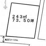 土地情報・宇都宮市宮の内3丁目(16648)